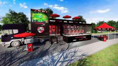Foto de RED Truck HyperX atravessará o Brasil em busca de novos jogadores