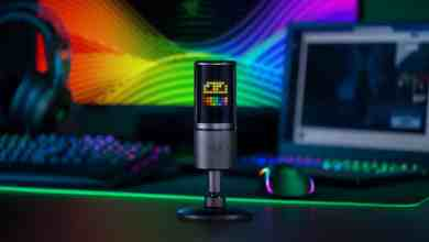 Photo of Razer lança o primeiro microfone que reage com emoticons
