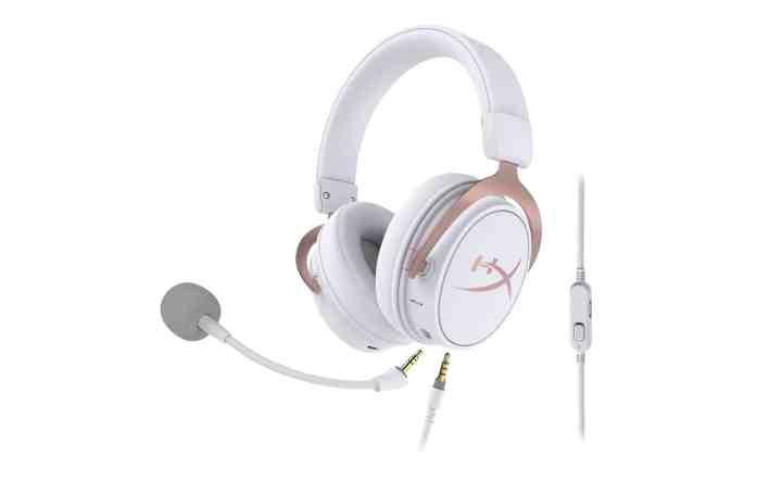 O headset Cloud Mix Rose Gold Edition já está disponível