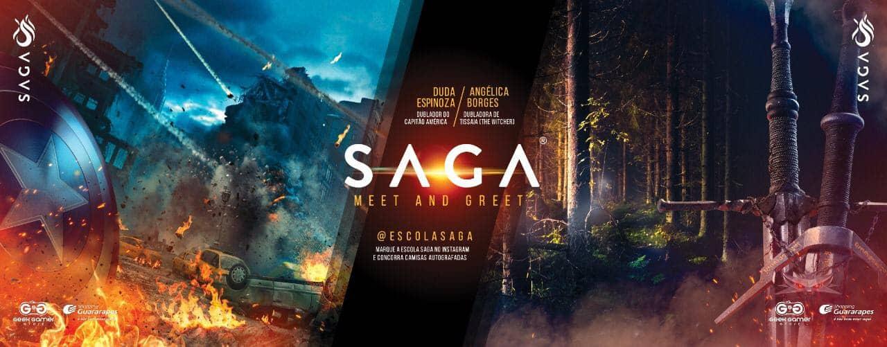 SAGA participa do Game Lovers e anima evento do Shopping Guararapes com diversas atrações para o público geek 1