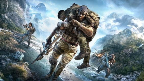 Ubisoft anuncia free trial e friend pass para Tom Clancy's Ghost Recon Breakpoint 1