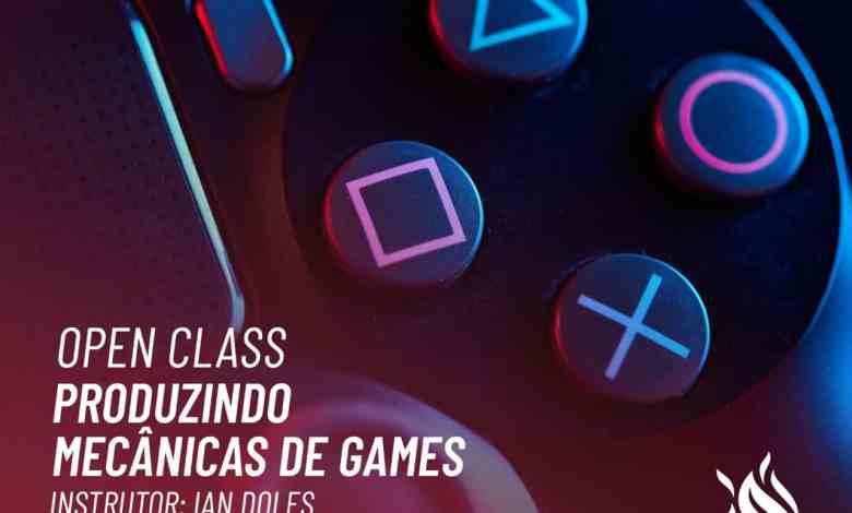 SAGA oferece aula aberta sobre produção de games no YouTube 1