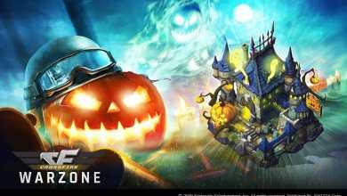 Dia das Bruxas chega ao Crossfire: Warzone 3