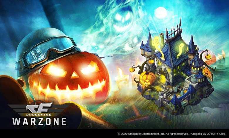 Dia das Bruxas chega ao Crossfire: Warzone 1