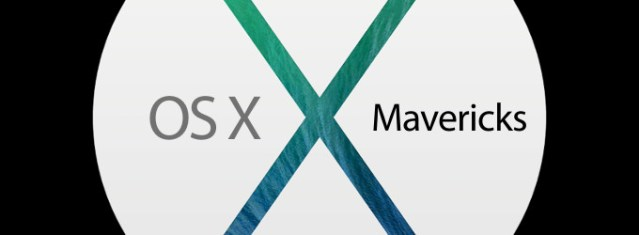 Cinco dicas antes de atualizar para OS X Mavericks