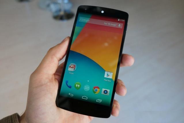 Smartphones Nexus podem ser forçados a reiniciar através ataque SMS
