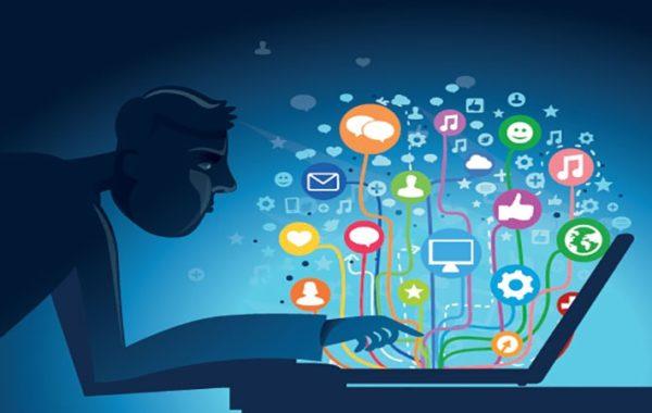 Redes sociais é a melhor arma do blogueiro