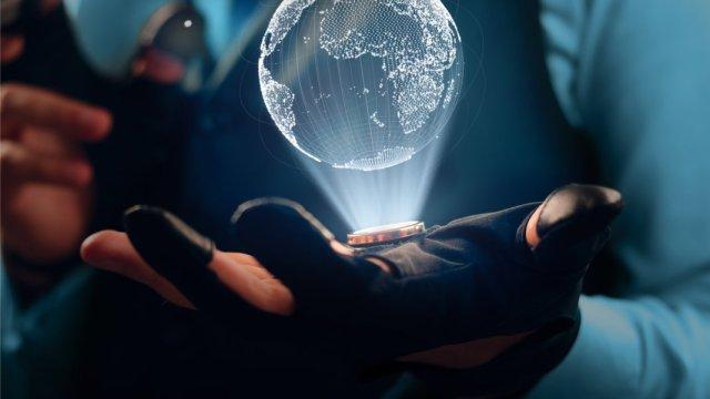 Hologramas não são mais itens de ficção científica