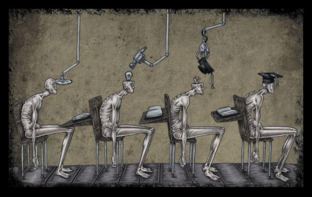 15 Desenhos que nos fazem questionar sobre o que há de errado com a sociedade