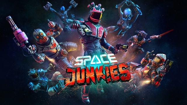 Jogo de realidade virtual da Ubisoft Space Junkies abre fase beta