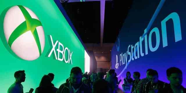 Microsoft e Sony estão se unindo para o futuro dos jogos