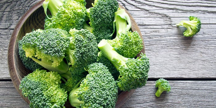 Supressor do câncer encontrado no brócoli