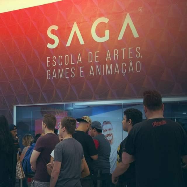 SAGA leva dubladores de Harry Potter, Vingadores e Batman à Expo CIEE SP 2019