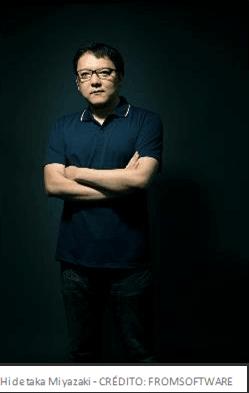 Hidetaka Miyazaki, diretor de Sekiro: Shadows Die Twice estará na BGS 2019 2