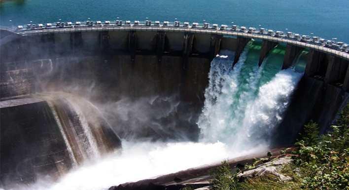 No mundo todo existem grandes usinas de hidrelétrica uma das fontes de energia mais utilizadas no mundo