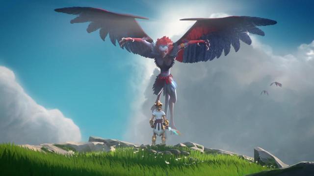 Ubisoft anuncia Gods and Monsters, novo jogo de ação e aventura imerso na mitologia grega