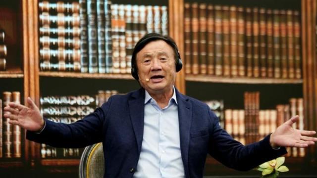 Ninguém vai ganhar guerra fria de tecnologia, diz Huawei
