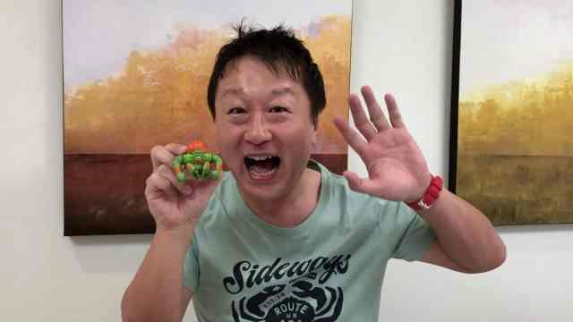 Famoso por  seu trabalho como produtor executivo  de Street Fighter, Yoshinori Ono retorna à Brasil Game Show