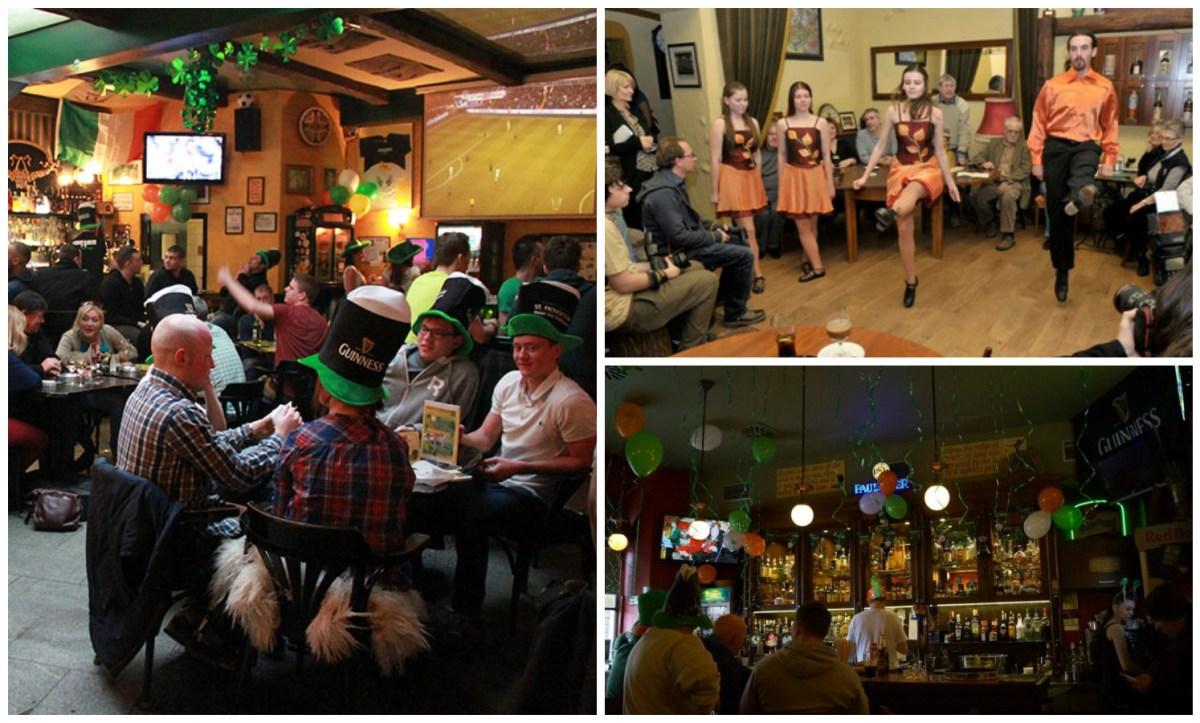 Kam na sv. Patrika? Vybírete z 5 nejlepších irských pubů v Praze
