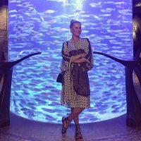 Simona Krainová se chlubí v Dubaji luxusem
