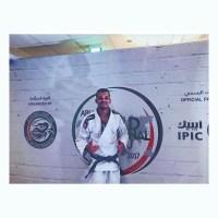 Zpěvák Ben Cristovao se dal na Jiu Jitsu a hned si zajel na mistrovství, tady jsou fotky...
