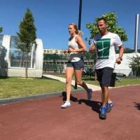 Petra Kvitová už běhá po Paříži, nastoupí na Rolland Garros?