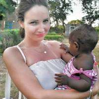 Veronika Arichteva v Keni