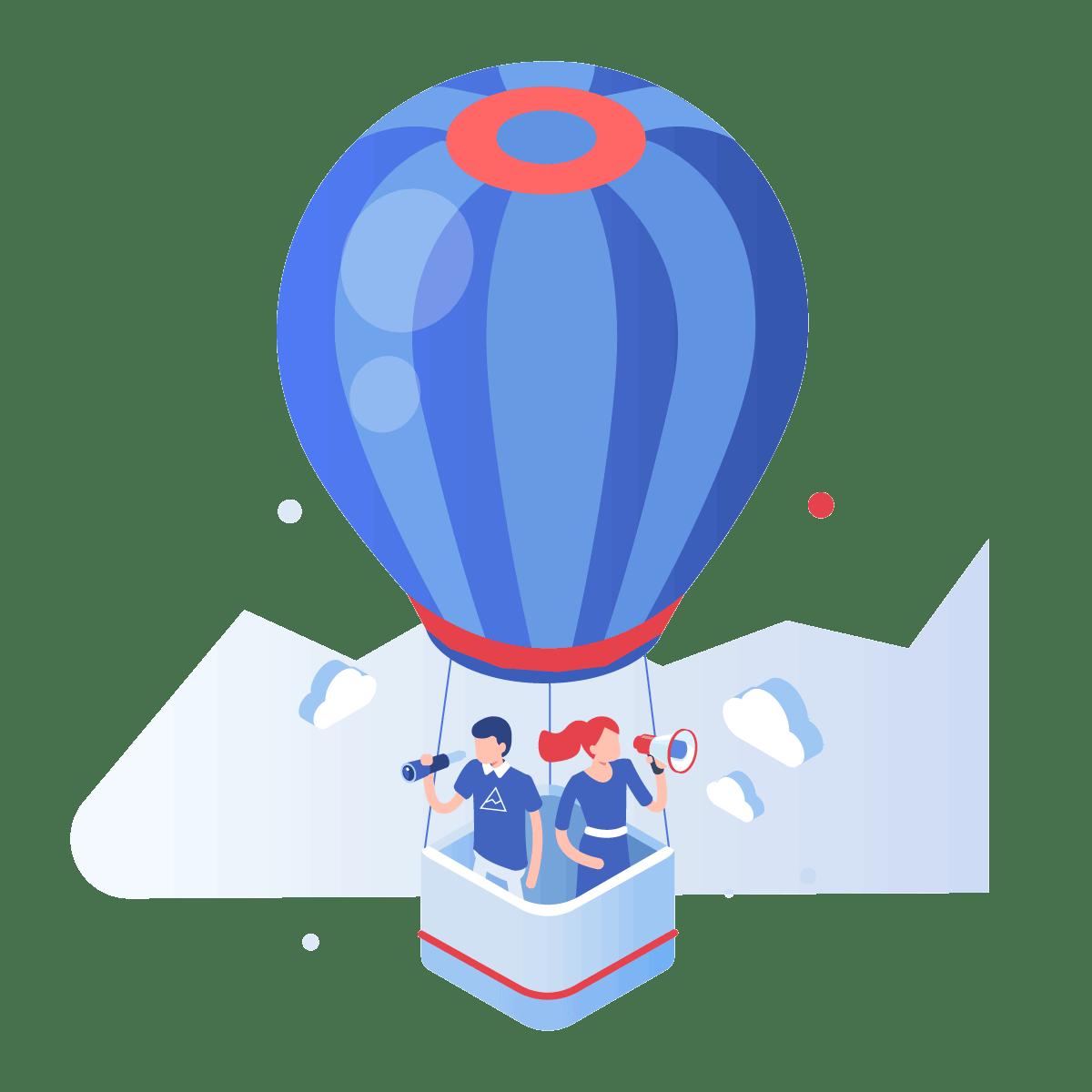 supro brand assets illustration