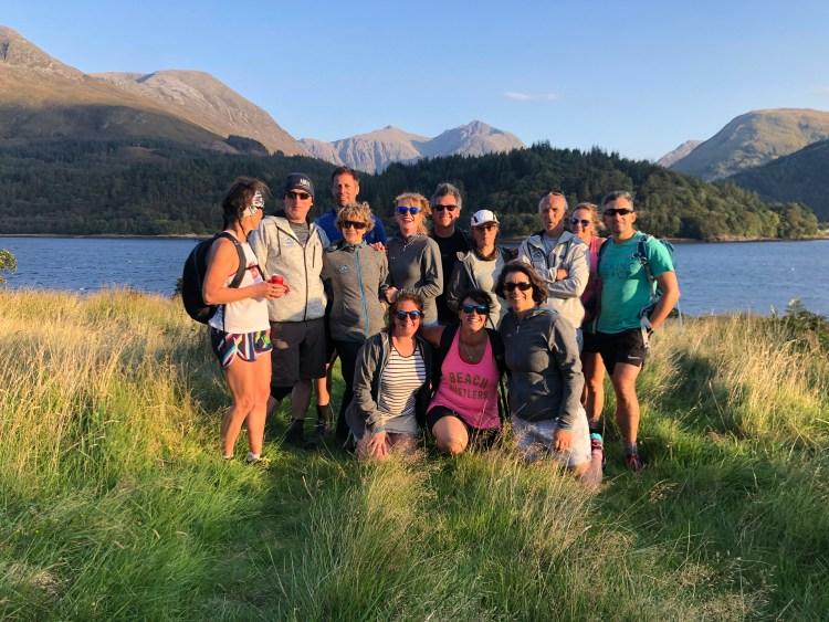 Custom Adventure Scottish Coast to Coast