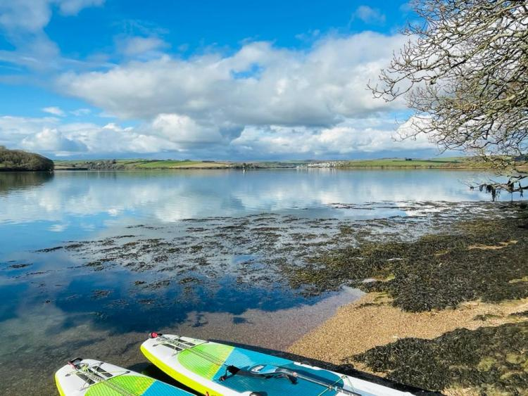 Contact South Hams SUP WALK Adventures to book your SUP tour or family adventure