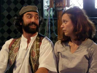 Teatro del Dialogo - Iqbal - Roberto Macchi e Antonella Carli