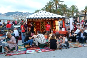 La tenda marocchina
