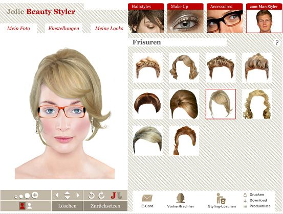 Bob Frisuren Online Testen Stilvolle Frisur Website Foto Blog
