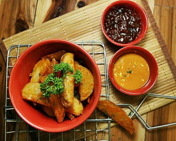 Bites & Co Potato Wedges