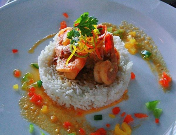 Biliton SALTED EGG PRAWN