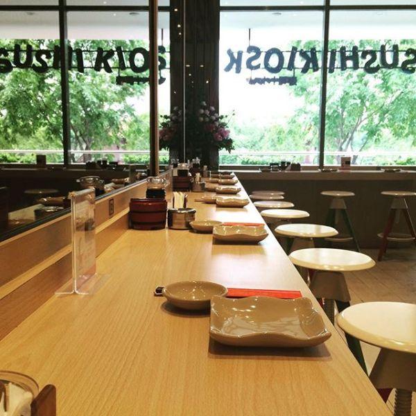 Sushi Kiosk marvell2