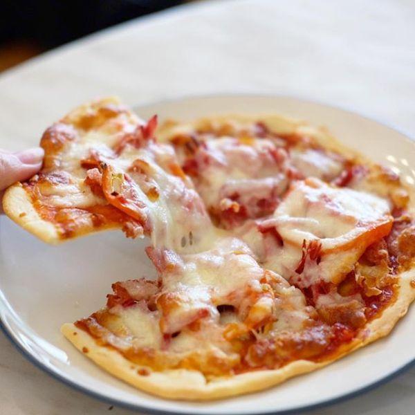 La Ricchi mini pizza