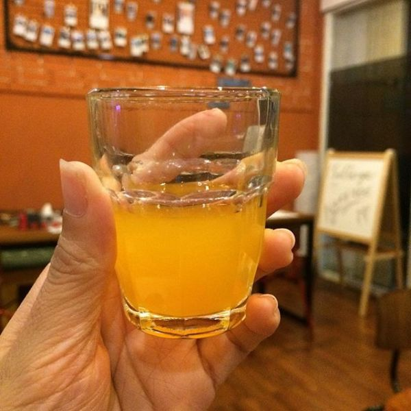 Bang Bang Bang fruit soju