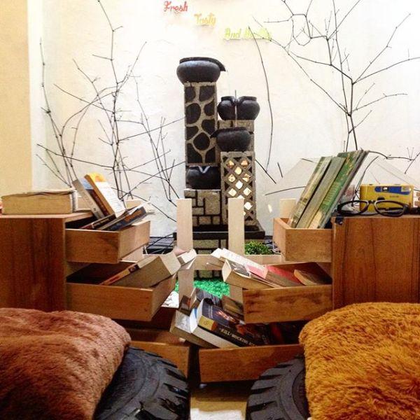 Fruts mini library