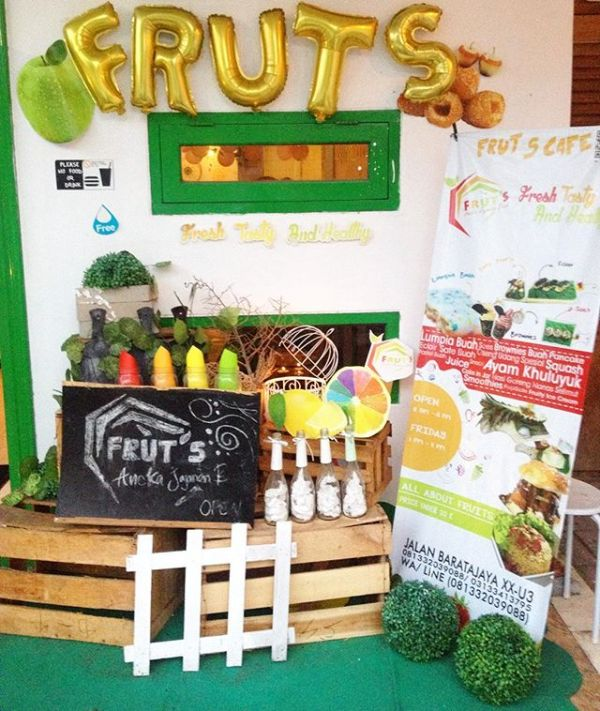 Fruts spot