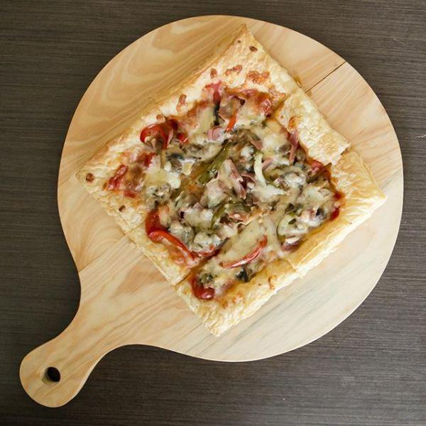 Delicio pizza