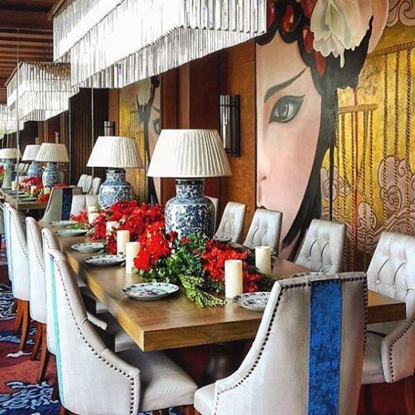 Maystar Restaurant vip room