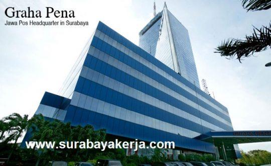 Loker Pt Graha Pena Jawa Pos Surabaya Tenant Relation Tutup 10 Agustus 2019