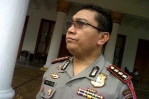 Kapolrestabes Surabaya, Kombes Pol Setija Junianta.