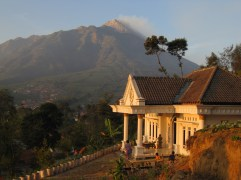 Life around Gunung Merapi