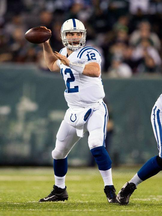 Colts anfrew