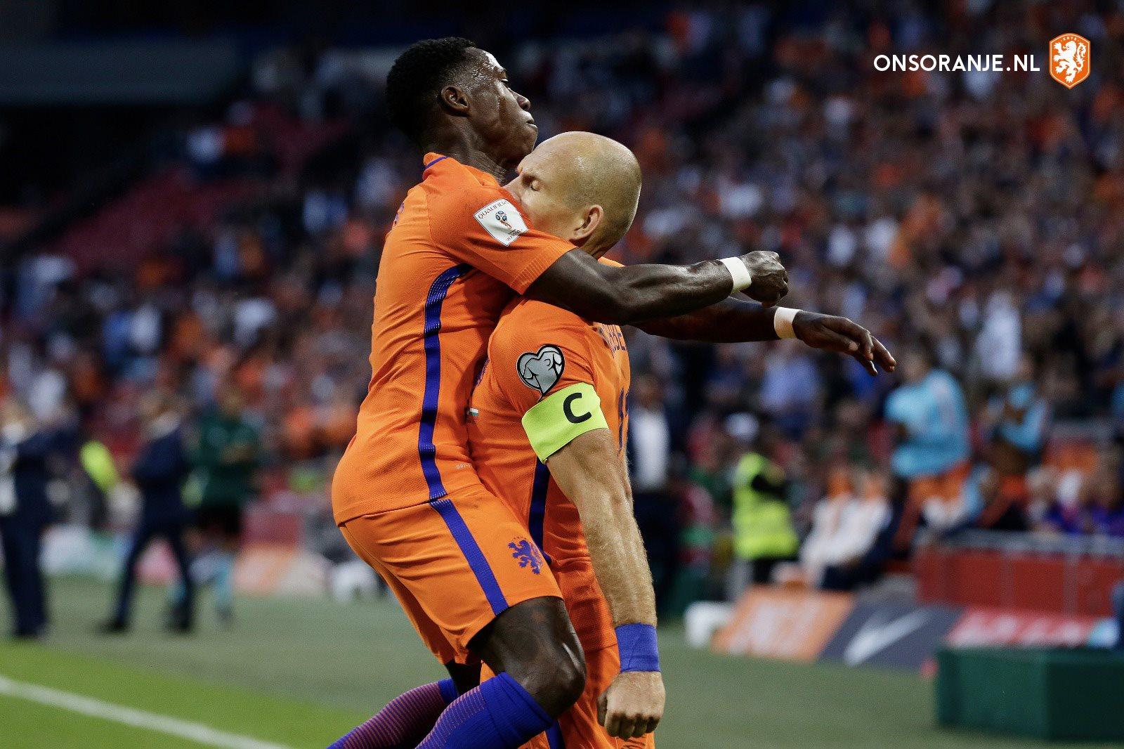 Holanda se aferra