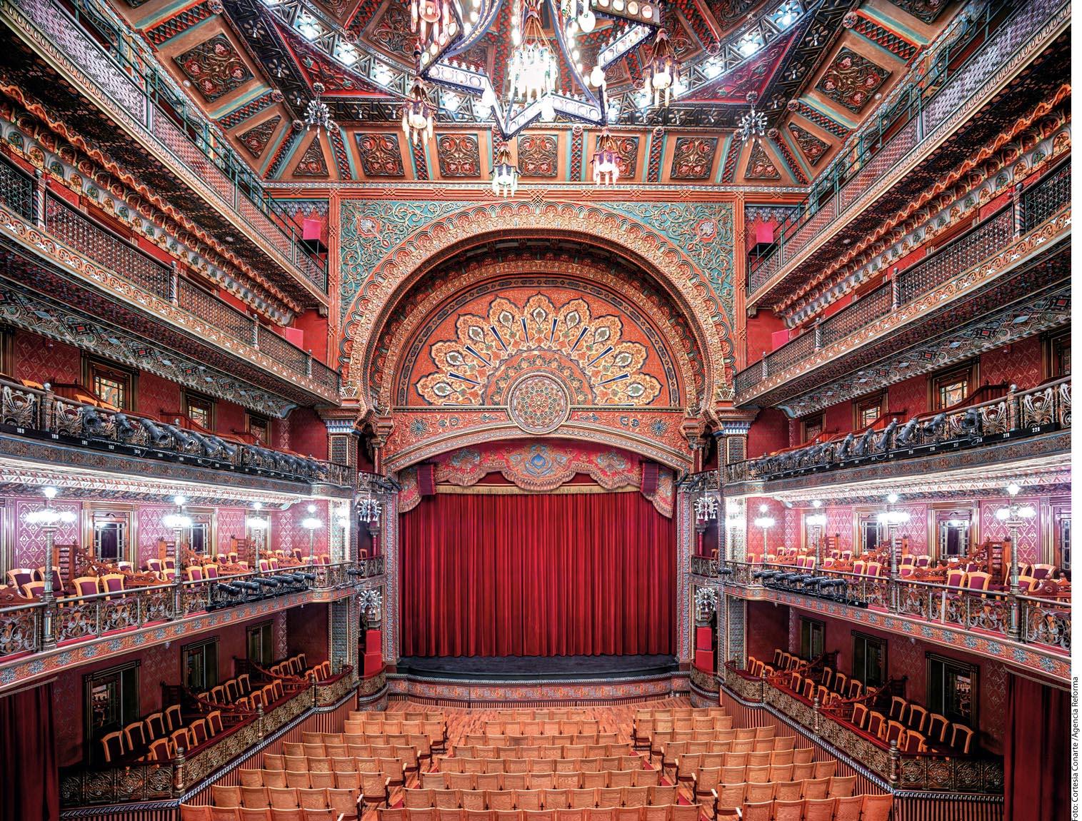 Teatro Juárez de Guanajuato Foto: Agencia Reforma