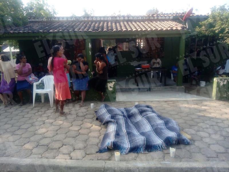 enfrentamiento Cacahuatepec, Suástegui Foto Carlos Alberto Carbajal, 070118