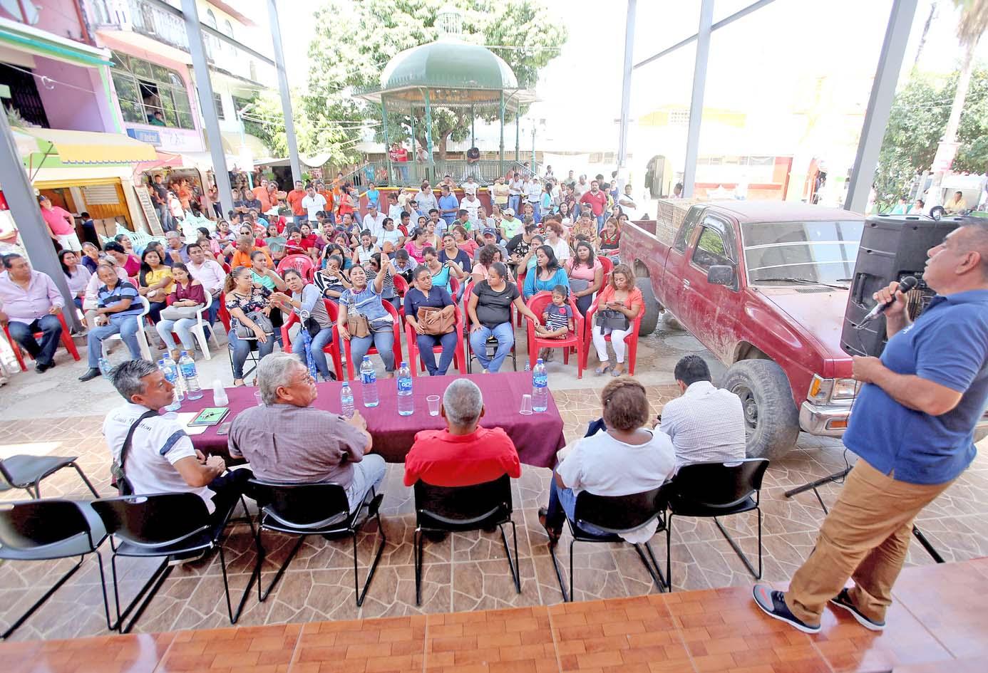 No reanudan clases en 32 escuelas del Valle del Ocotito; incumplen ...